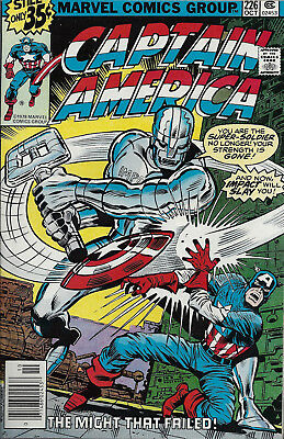 CAPTAIN AMERICA #226  Oct 1978