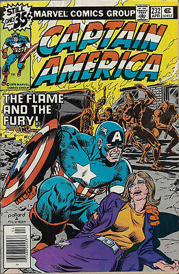 CAPTAIN AMERICA #232  Apr 1979