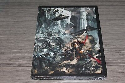 Warhammer Chaos Space Marine Limited Edition Codex