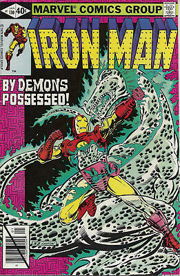 IRON MAN #130  Jan 1980