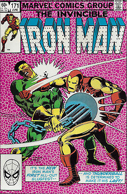 IRON MAN #171  Jun 1983