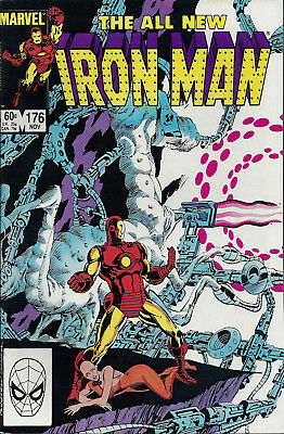 IRON MAN #176  Nov 1983