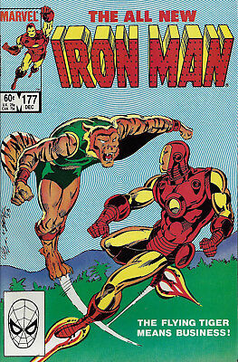 IRON MAN #177  Dec 1983