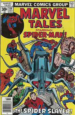 MARVEL TALES #84  Oct 77