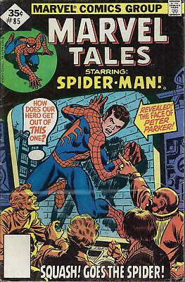 MARVEL TALES #85  Nov 77