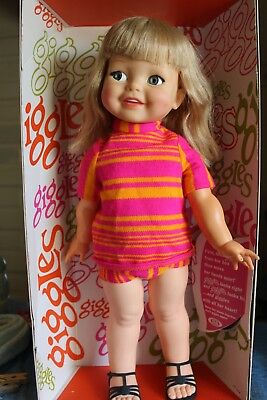 Ideal Giggles Doll