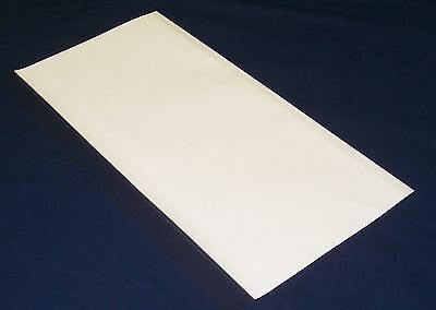 """10 pack 9""""x21"""" Brodart Just-a-Fold III Archival Book Jacket Covers - super clear"""