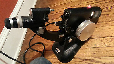 USED Lombart & Reichert lensmeter, sold AS-IS