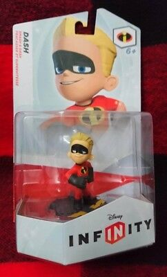 Disney Infinity Dash The Incredibles  Figure Sealed