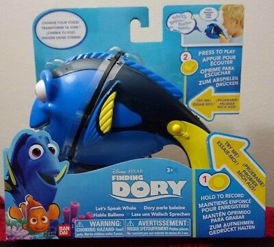 Disney Pixar Finding Dory Brand New Lets You Speak Whale