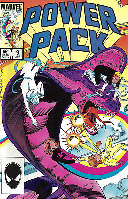 POWER PACK #9  Apr 85