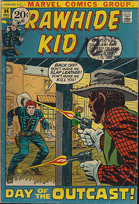 RAWHIDE KID #94  Dec 71