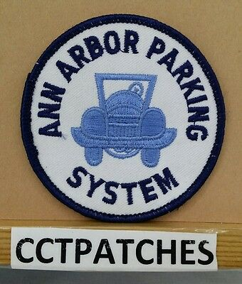 Ann Arbor, Michigan Parking System Patch