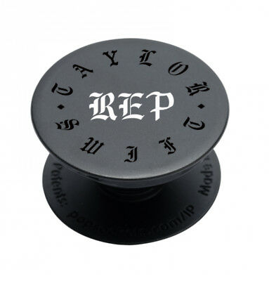 Taylor Swift Reputation Black Phone Stand PREORDER