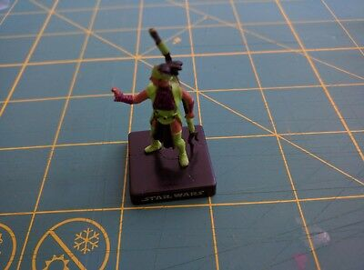Star Wars Miniatures  Alliance and Empires Human Force Adept #45/60