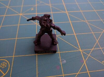 Star Wars Miniature Alliance and Empire Wookie Freedom Fighter  #23/60