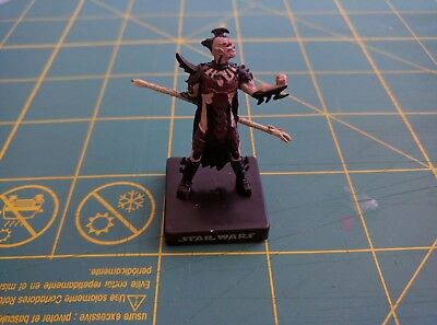Star Wars Miniature Alliance and Empire Yuuzhan Vong Advance Scout #59/60