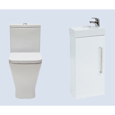 F60 Cloakroom Set - Floorstanding Unit