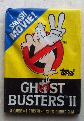 Ghostbusters Trading Card Pack