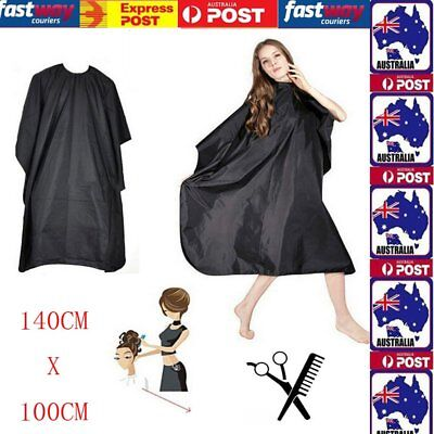 OZ Hair Cutting Cape Barber Gown Cloth Gown Hairdressing Nylon Styling Pro Salon