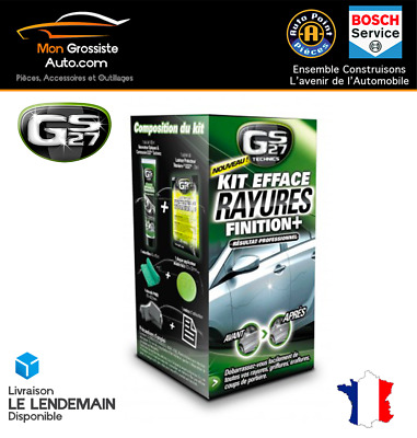 GS27 Kit Efface Rayures Finition +   TE172010