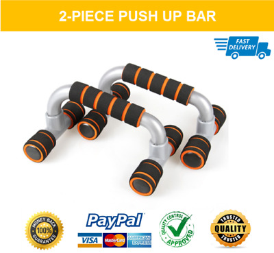 Push Up Bar Gym Exercise Bars Handle Stand Fitness Training Strength Chest