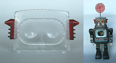 Television Spaceman Reproduction Face Plate With Ears
