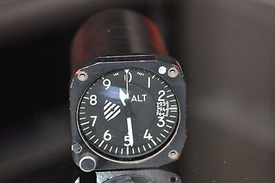 Altimeter 80.000 Ft Aau - 7/a  - Aerosonic Corporation Clearwater Florida U.s.