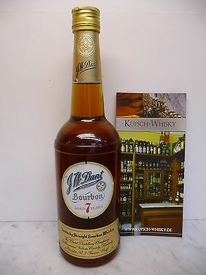 J.W. Dant 7y ~1957 Kentucky Straight Bourbon 43% 70cl TOP - Rarität !!