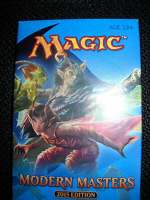 Magic The Gathering Modern Masters 2015 - Booster, OvP, engl.