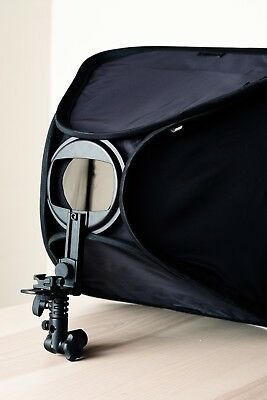 "Calumet Foldable 16"" Softbox for Speedlite / Small Flash"