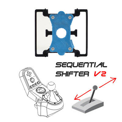 Sequential Shifter MOD v2 for G27 / G29 / G920 - Gear Shifter