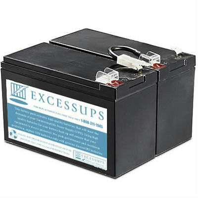 Apc Back-Ups Xs 1300Va Lcd Bx1300Lcd Replacement Battery Pack. Brand New!