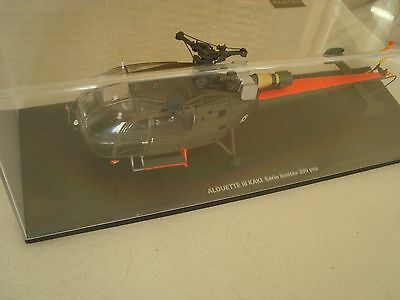 SOUTH-AVIATION ALOUETTE 3 HELICOPTER MILITARY ARMY EARTH Ref : PERFEX710