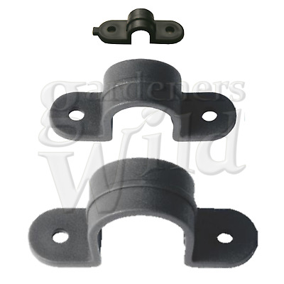 SADDLE CLAMP ANTELCO CLIP Irrigation Pipe Fitting water hydroponic pond aquarium