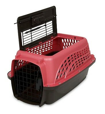 Petmate 2 Door Top Load Airline Kennel/Cage - Small Animals - Dog/Cat - IATA