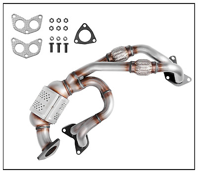 Front Catalytic Converter fits Forester Impreza Outback Legacy Subaru 2.5L - New