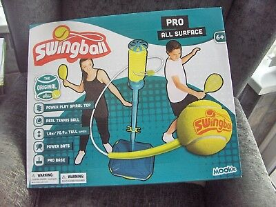 Swingball Pro All Surface game with handy storage carry case bnib