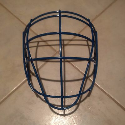 GAIT Senior Box Lacrosse Cage - CSA/CLA Approved - Blue - NEW