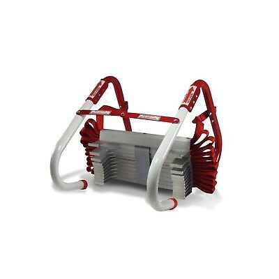 Fire Escape Ladder - Kidde 25 Feet (7.6m) 3 Storey Escape Ladder Tangle Free New