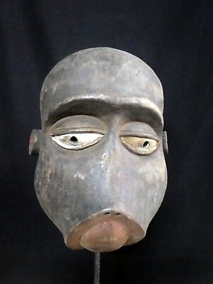 Beautiful Monkey Mask of Bulu Cameroun ......Fest- gb433