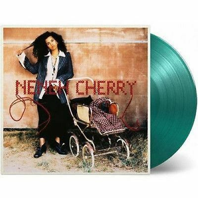NENEH CHERRY Homebrew 180G TRANSPARENT GREEN Vinyl LP Limited Edition