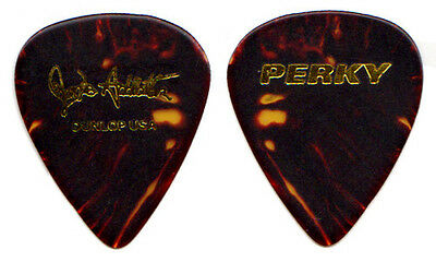 JANE'S ADDICTION Guitar Pick : 2001 Jubilee Tour - picks perky Stephen Perkins
