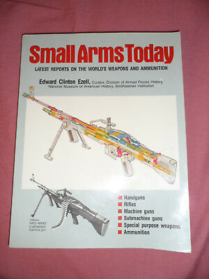 Small Arms Today, Latest Reports, Ezell, New 1969 Gun Book  /  Best Offer?