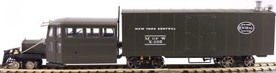 Ho Wayne Bus Galloping Goose Freight Version New York Central 0001-004108-1