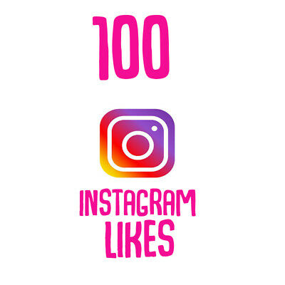100 IG Likes|| High Quality service | UK Seller