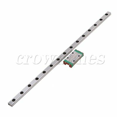 MGN9 Linear Rail Guide Slide 300mm Length with Linear Extension Block