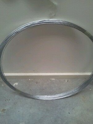 Galvanised wire 2mm length 100 mt