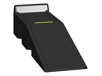 Vehicle Drive On Ramps Automotive Car Ramp System Low Profile 16000 lbs 2 Pack