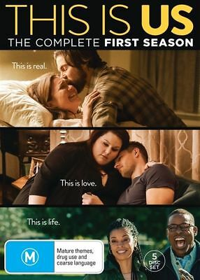 This Is Us Season 1 BRAND NEW SEALED R4 DVD